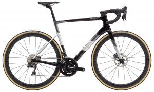 Rower Cannondale Super Six EVO Hi-Mod Disc Ultegra Di2 carbon 2020