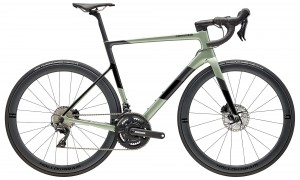 Rower Cannondale Super Six EVO Hi-Mod Disc Dura Ace agave 2020