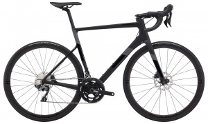 Rower Cannondale Super Six EVO Disc Ultegra  50/34 black 2020