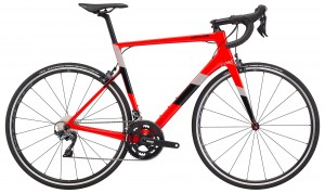 Rower Cannondale Super Six EVO Ultegra 2 50/34 acid red 2020