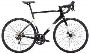 Rower Cannondale Super Six EVO Disc 105 52/36 black pearl 2020