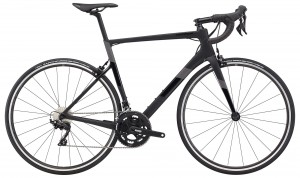 Rower Cannondale Super Six EVO 105 52/36 black 2020