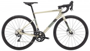 Rower Cannondale Super Six EVO Womens Disc Ultegra 50/34 champagne 2020