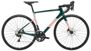Rower Cannondale Super Six EVO Womens Disc 105 50/34 emerald 2020