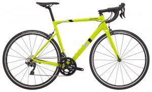 Rower Cannondale CAAD13 Ultegra 50/34 nuclear yellow 2020