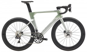 Rower Cannondale System Six Ultegra Di2 sage gray 2020