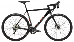 Rower Cannondale CAADX 105 r. 54cm black pearl 2020