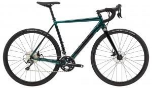 Rower Cannondale CAADX Tiagra emerald 2020