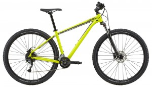 "Rower Cannondale Trail 29"" 6 Nuclear Yellow 2020"