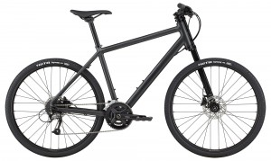 Rower Cannondale Bad Boy 2 Black 2020