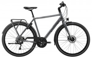 Rower Cannondale Tesoro 2 Charcoal Gray 2020