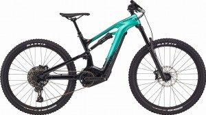 Rower Cannondale Moterra 3 + Turquoise 2020