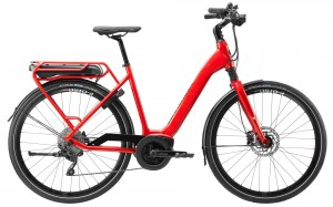 Rower Cannondale Mavaro Active City Acid Red 2020