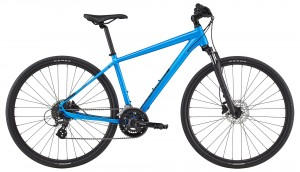 Rower Cannondale Quick CX 3 Electric Blue 2020