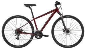 Rower Cannondale Quick Althea 3 Maroon 2020