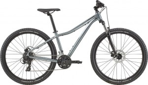 Rower Cannondale Trail Women's 6 Charcoal Gray 2020