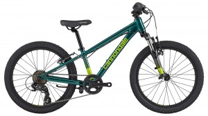 "Rower Cannondale Trail 20"" Boys Emerald 2020"