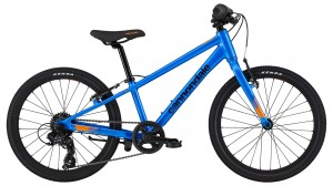 "Rower Cannondale Quick 20"" Boys Electric Blue 2020"