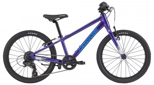 "Rower Cannondale Quick 20"" Ultra Violet 2020"