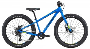 "Rower Cannondale Cujo 24"" + Electric Blue 2020"
