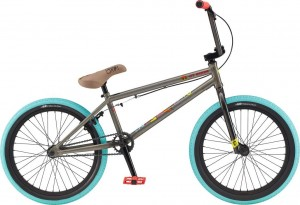 Rower GT BMX 20 Performer Gloss Washed Raw w/ Multi Color 2020