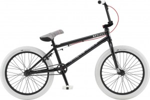 Rower GT BMX 20 Performer Satin Black w/ Black & White 2020