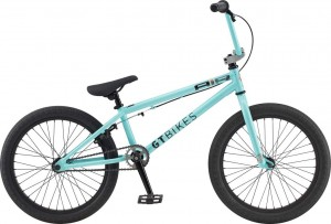 Rower GT BMX 20 Air Gloss Turquoise w/ Black & Orange 2020
