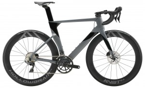 Rower Cannondale System Six Dura Ace sealth gray/jet black 2019