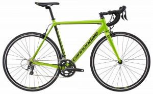 Rower Cannondale CAAD Optimo Tiagra acid green 2018