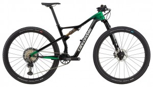 Rower Cannondale Scalpel Hi-Mod Team Replica Carbon w/ Cannondale Green 2021