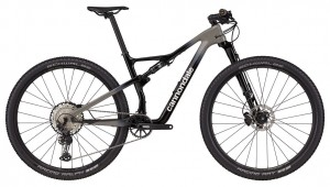 Rower Cannondale Scalpel Carbon 3 Black 2021