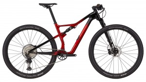 Rower Cannondale Scalpel Carbon 3 Candy Red 2021