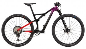 Rower Cannondale Scalpel Carbon Womens 2 Purple 2021