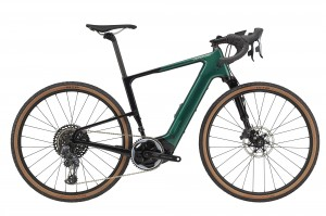 Rower Cannondale Topstone NEO Carbon 1 Lefty Emerald 2021