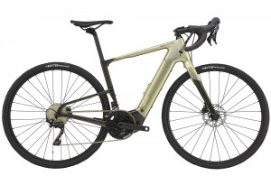 Rower Cannondale Topstone NEO Carbon 4 Champagne 2021