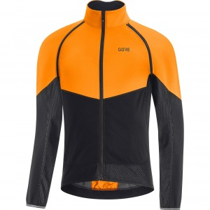 Bluza rowerowa Gore Wear Phantom  Orange/black