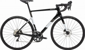 Rower Cannondale Super Six EVO Disc 105 50/34 Black Pearl 2021