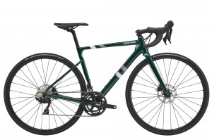 Rower Cannondale CAAD 13 Women Disc 105 Emerald 2021