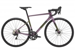 Rower Cannondale Super Six EVO Women Disc 105 Lavender 2021
