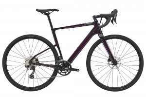 Rower Cannondale Topstone Carbon 5 Purple 2021