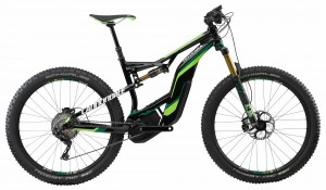 Rower Cannondale Moterra AM 1 jet black/green 2018