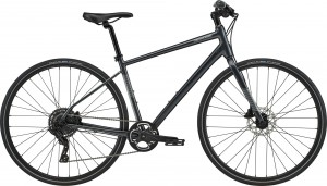 Rower Cannondale Quick Disc 4 Graphite 2021