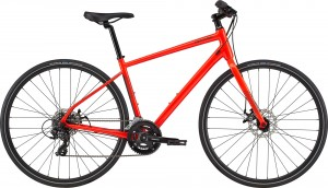 Rower Cannondale Quick Disc 5 Acid Red 2021