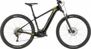 Rower Cannondale Trail Neo 3 Jet Black  2021