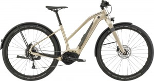 Rower Cannondale Canvas Neo 2 Remixte Champagne 2021