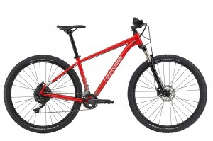 "Rower Cannondale Trail 5 27,5""(XS-S)/29""(M-XL) Rally Red 2021"