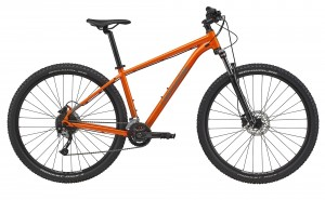 "Rower Cannondale Trail 6 27,5""(XS-S)/29""(M-XL) Impact Orange 2021"
