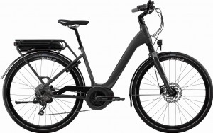 Rower Cannondale Mavaro Performance City Graphite 2021