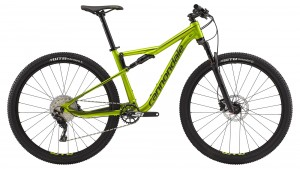 Rower Cannondale Scalpel Si 6 acid green/black pearl 2019