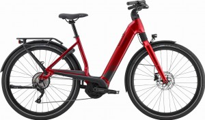 Rower Cannondale Mavaro NEO 5+ Candy Red 2021
